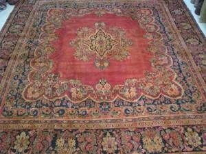 1897 Persian Mahal 10.6x11.11