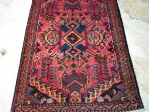 1961 Persian Hamadan 3.6x4.10