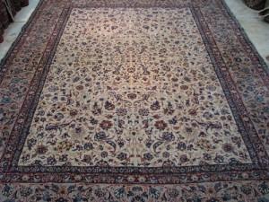 Persian Kashan 9.9x13.7
