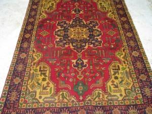 Persian Tabriz 4.4x6.5