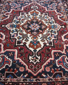 965 Persian Bakhtiari 4.10x6.6
