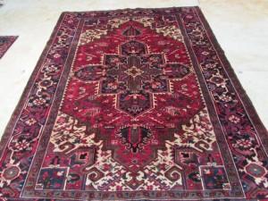 Persian Heriz 6.10x9.3